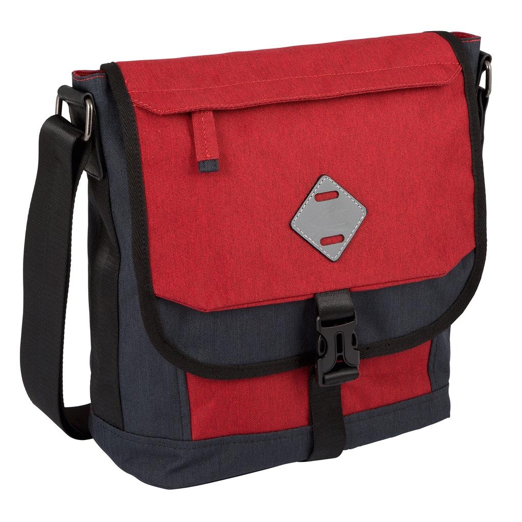 Satipo Flapbag M, red
